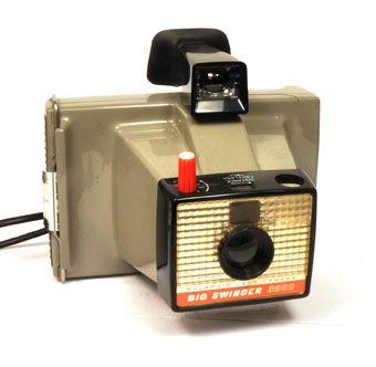 VINTAGE AUTOMATIC LAND POLAROID CAMERAS FOR SALE .. Polaroid ...