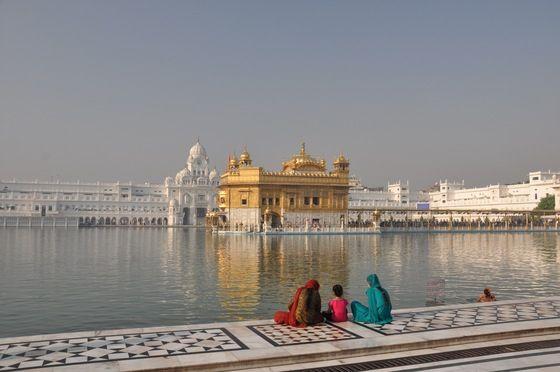 #Amritsar il tempio d'oro #india