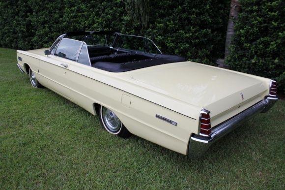 1966 Mercury Park Lane Convertible For Sale | Hot Wheels ...