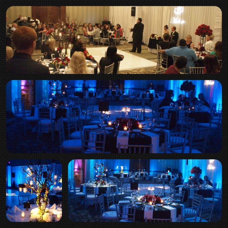 Diy Led Uplighting Rental Atlanta: 21 Best Before & After: Wedding Spaces Images On Pinterest