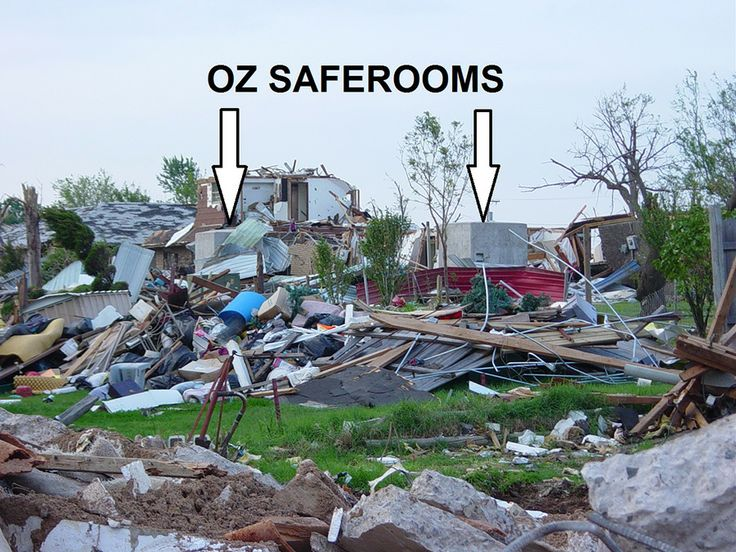 safe rooms in homes
