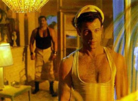 Querelle (1982), the last film of late gay filmmaker Rainer Werner Fassbinder…
