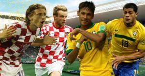 Los dos equipos se enfrentaron en el Mundial 2006 con victoria de Brasil por 1-0. June 12, 2014
