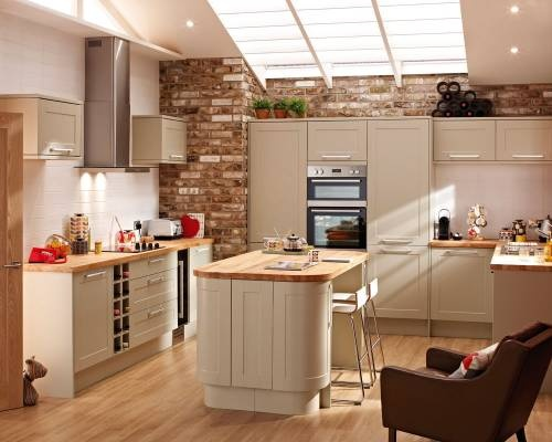 howdens burford grey - this is the range we have chosen for kitchen