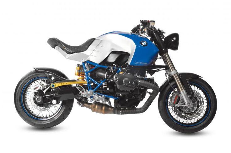 Wunderlich BMW HP2 Sport SpeedCruiser