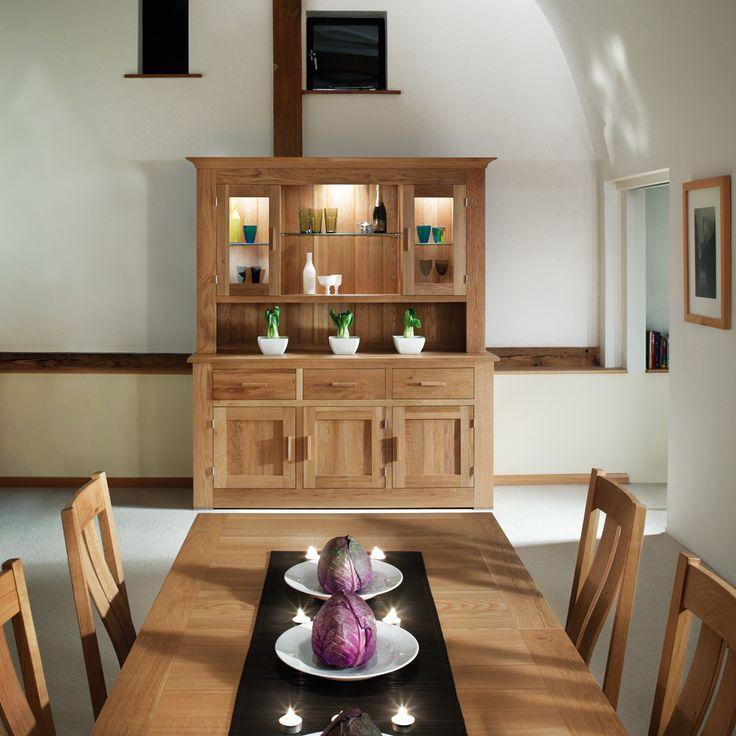Con-tempo Quercus Dining Range