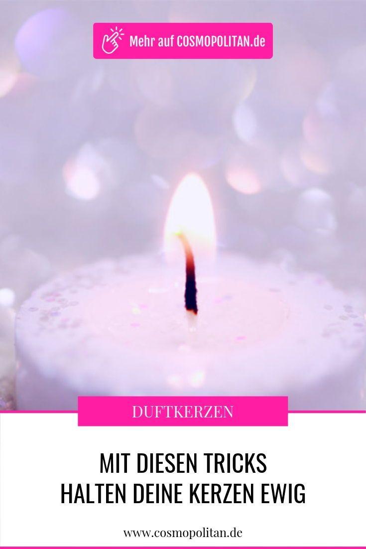 Duftkerzen Mit Diesen Tricks Halten Deine Kerzen Ewig