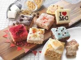 大阪で200年。老舗「あみだ池大黒本店」のケーキのような柔らかおこし、「マシューアンドクリスピー」デビュー