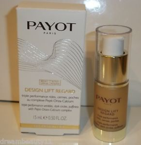 payot design lift regard crema contorno occhi linea filler les design 15 ml