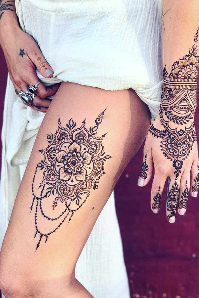 39 Henna Tattoo Designs Beautify Your Skin With The Real Art
