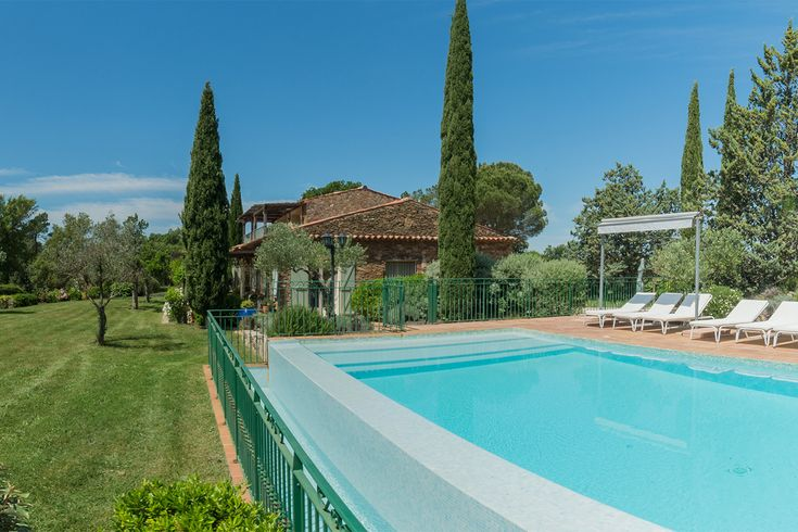 Luxury 5 Bedroom French Villa with Swimming Pool