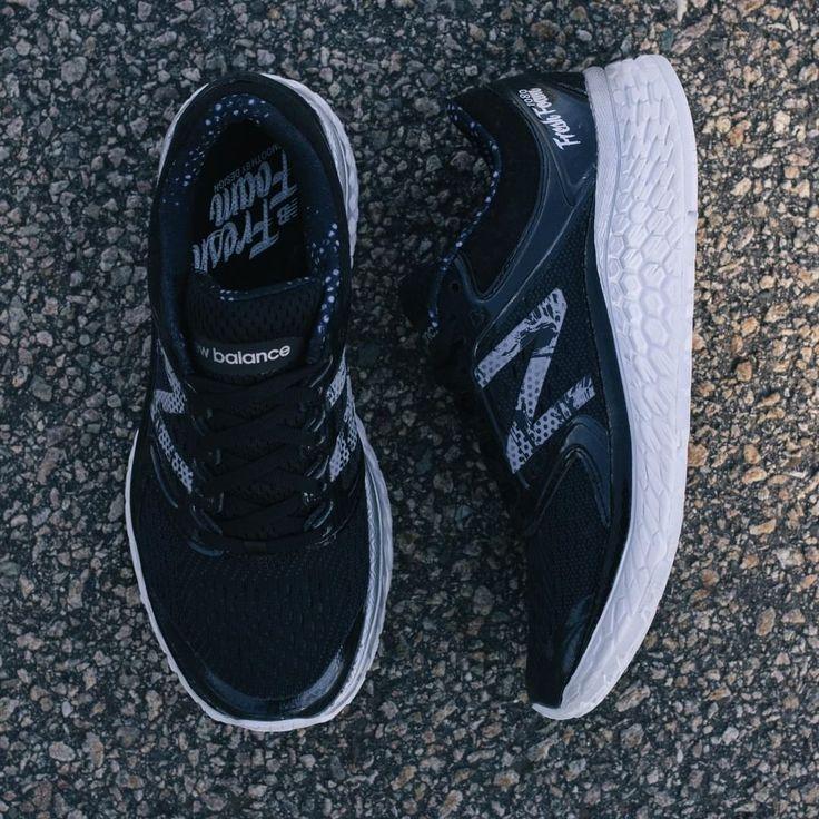 David Likes New Balance Running Shoes
