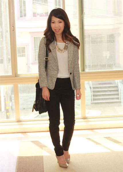 8 business casual women outfits - Page 5