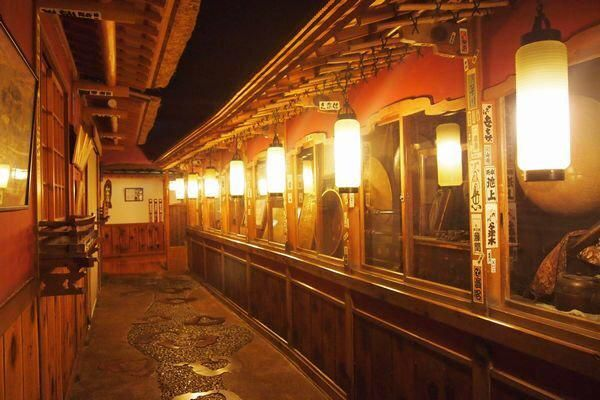 Onsen that is said to have inspired Spirited Away setting - Shibu Onsen Kanaguya