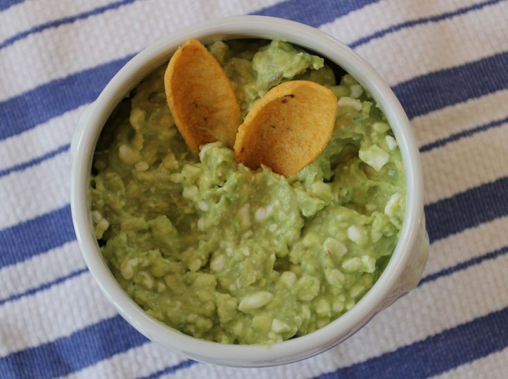 Cottage Cheese and Avocado Dip - Radmegan