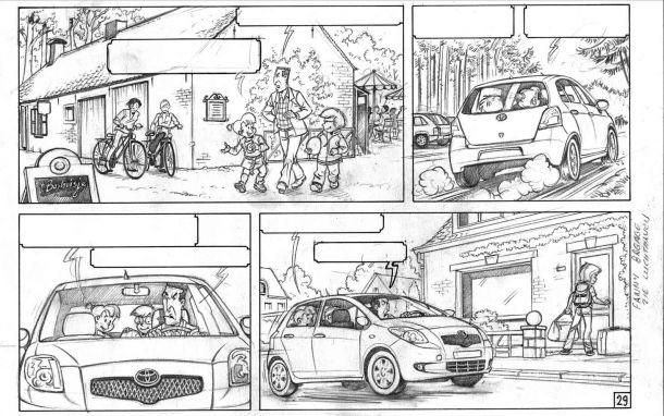stripverhaal met lege tekstballonnen - Google zoeken