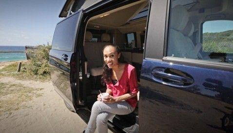 Mercedes Camper Van