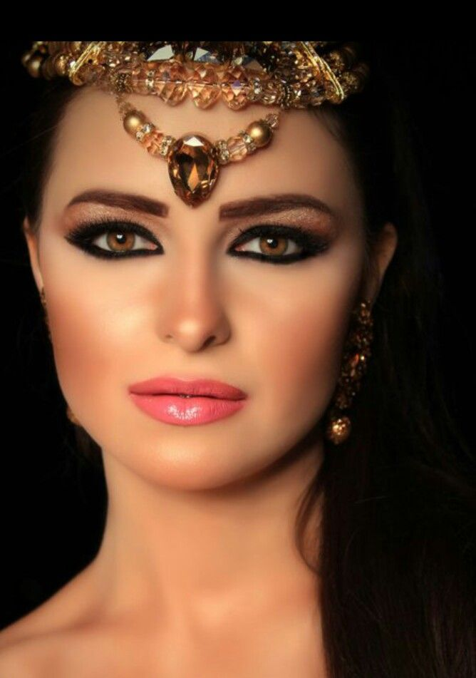 arabian makeup arabic pinterest smooth awesome and