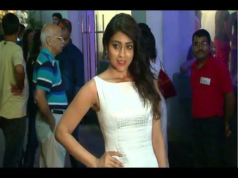 WATCH Shriya Saran at the special screening of the movie DRISHYAM. See the full video at : https://youtu.be/1m1vcLqdykI #shriyasaran