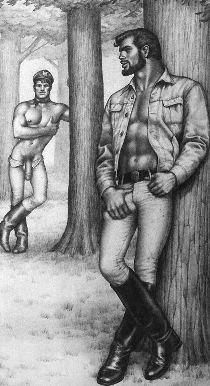 Reality Fantasy The World Of Tom Of Finland