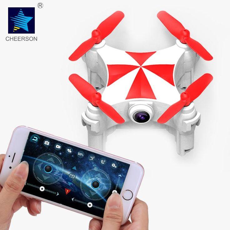 Cheerson CX-OF 2.4G 4CH Optical Flow sensor Camera Drone WiFi FPV Quadcopter