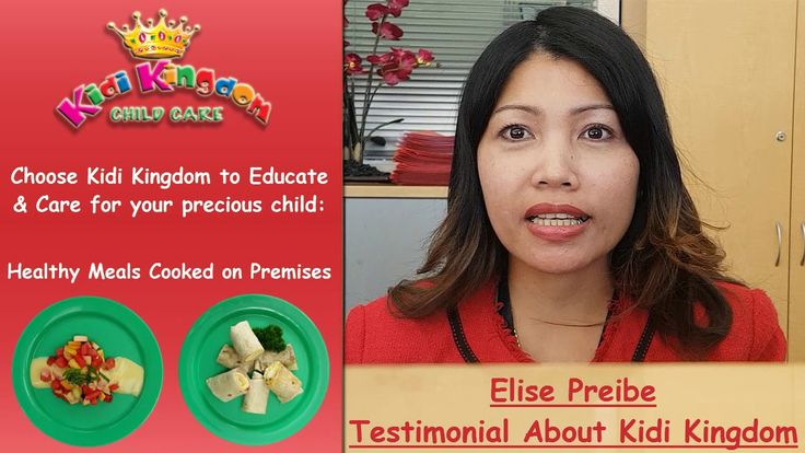 Elsie Preibe Testimonial about Kidi Kingdom Child Care  #ChildCare #Kindergarten #Children #Child #Kid #Kids #Fun #Happy #Testimonial