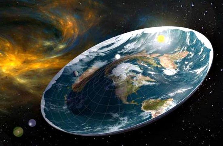 Płaska czy pusta? Arsenał teorii spiskowych dotyczących Ziemi jest nieskończony