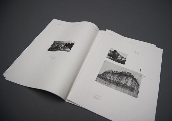 VIENNESE HOUSING CULTURE书籍设计作品欣赏
