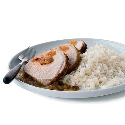 Apple Butter Pork Loin | Recipe