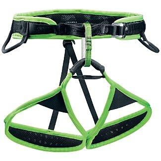 Petzl Hirundos Neon Green Harness