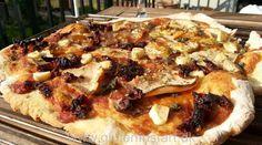 Glutenfri Pizza-bund