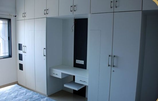 30 almirah wall wardrobes to offer you more space for Bedroom almirah designs