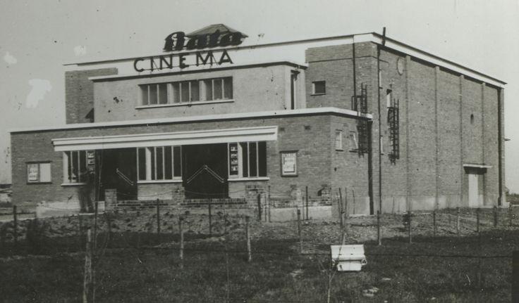 East Tilbury Bata Estate Cinema newly completed, opened fri 14th Oct 1938
