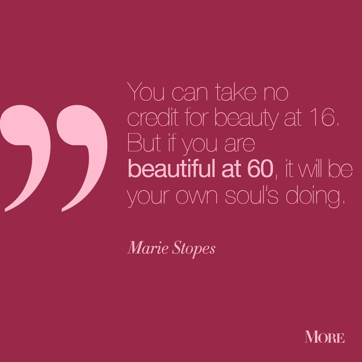 Aging Quotes: Top 25+ Best True Beauty Ideas On Pinterest