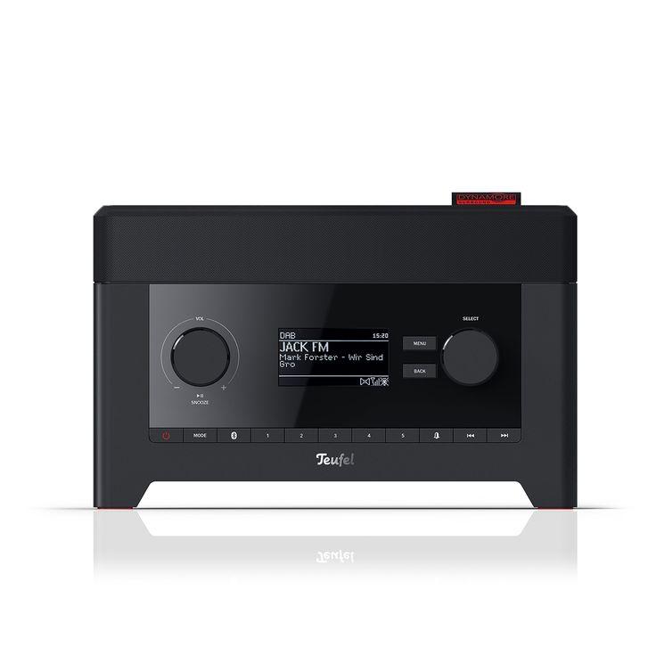 Radio 3sixty jetzt kaufen! Ultra-kompaktes Digitalradio mit leitungsstarkem 360-Grad-Sound und umfangreichen Features ✔ Zugriff auf alle Musik der Welt: DAB+, FM-Radio, Bluetooth aptX und Spotify Connect! 360-Grad-Sound, entwickelt in Berlin für beste Sprachverständlichkeit an jeder Position im Raum