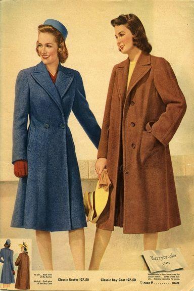 Womens fashion coats