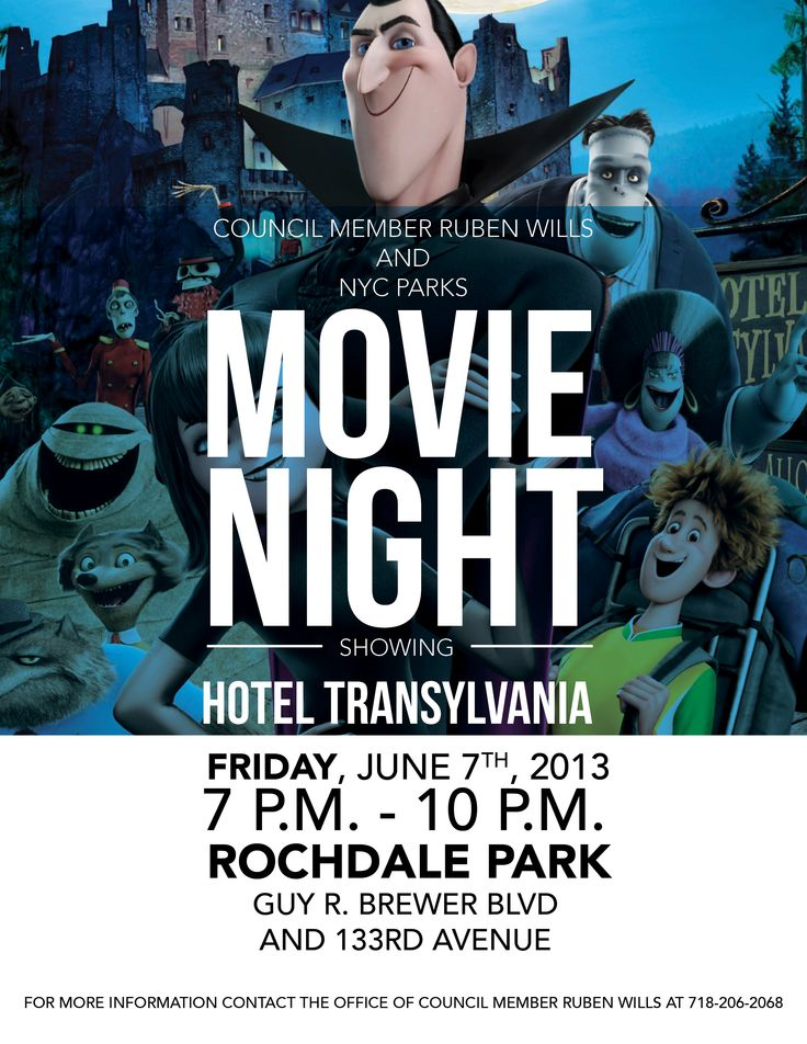 Movie Night  Screening Flyer  Graphic Design