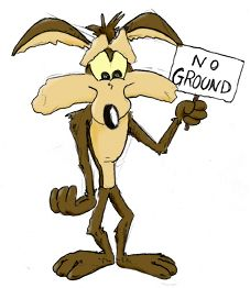 All I See Is Wile E Coyote S In The Room