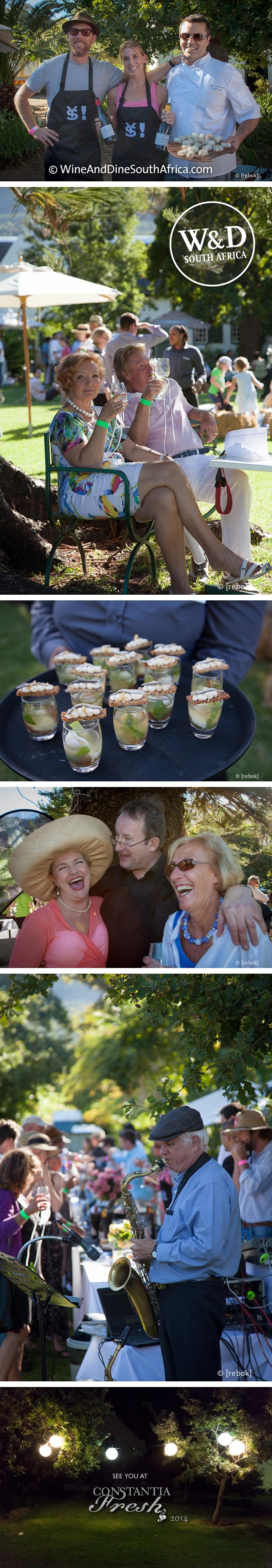 Constantia Fresh Festival 2013 #SouthAfrica #Wine