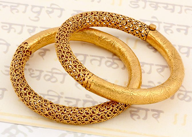 The 25 Best Gold Bangles Ideas On Pinterest Indian Gold