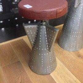 Airplane stool mancave man cave