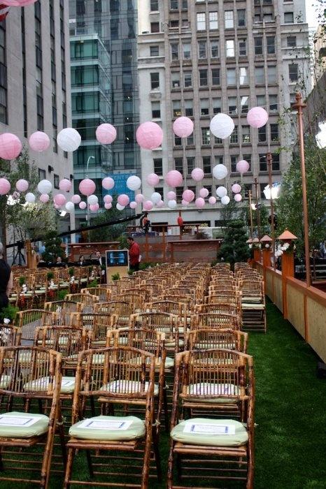Wedding @ Rockefeller Plaza New York City