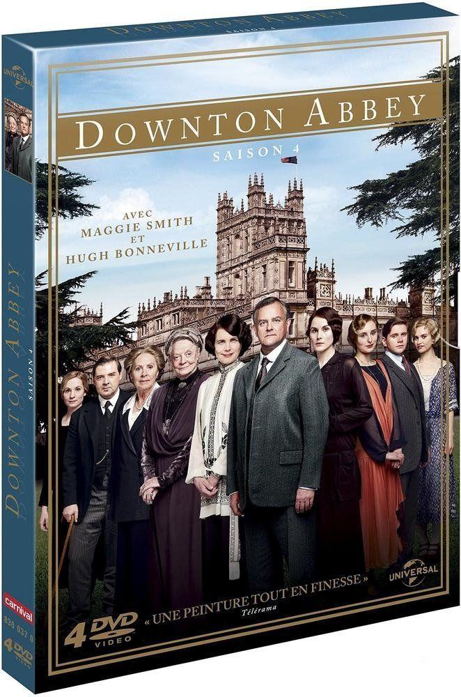 Downton Abbey - Saison 4: DVD & Blu-ray : Amazon.fr