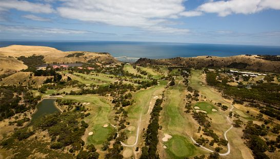 Overnight Stay & Play package for 2 at the beautiful Wirrina Golf Resort. This offer includes one nights accommodation in a luxury resort room, continental breakfast, 2 rounds of golf at the the 18 hole Wirrina Golf Course & a beverage each while dining. Normally $349, today just $190! #golf #golfsa
