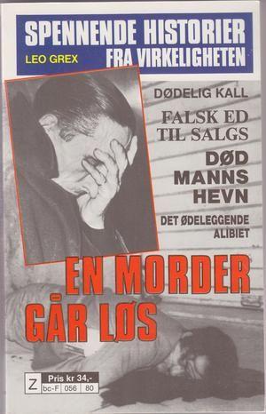 """""""Murder (Stranger Than Fiction)"""" av Leo Grex"""