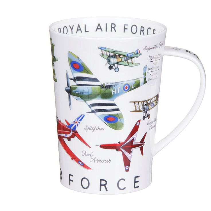 Take a look at our fantastic range of Dunoon Mugs including the Argyll Royal Air Force mug - Same day despatch and excellent service all round.