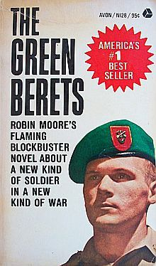 "The Green Berets""1965-1968 