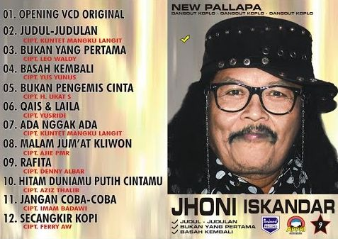 Lagu Jhoni Iskandar Mp3 Bersama New Pallapa Full Album