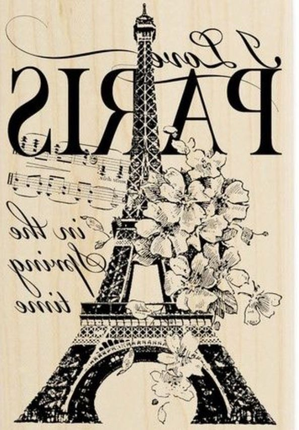 Paris, Eiffel Tower, flowers, music, I love Paris in the spring time.