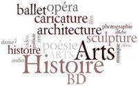 Site du collège André Malraux de Granville. Documents pour la préparation à l'épreuve d'histoire des arts en 3e : rappel des thèmes retenus et des modalités de l'épreuve.